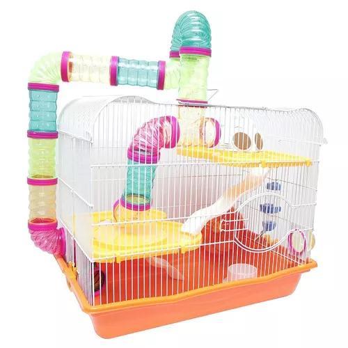 Gaiola Hamster Safari Super Gigante Menor Preço