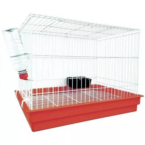 Gaiola Para Porquinho Da Índia Hamster E Outros Roedores