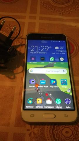 Samsung j3 vendo ou troco
