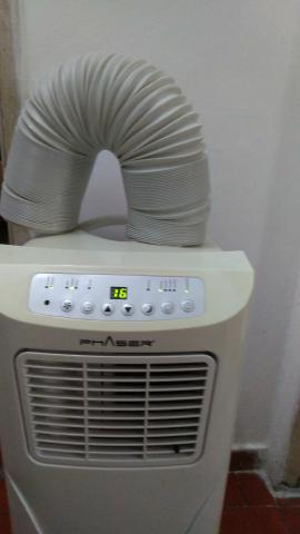 Ar condicionado portátil Phaser