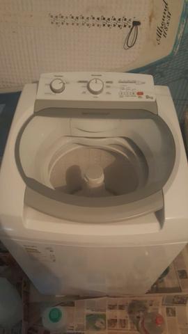 Máquina de Lavar Brastemp 9kg - Seminova; Usada apenas 5