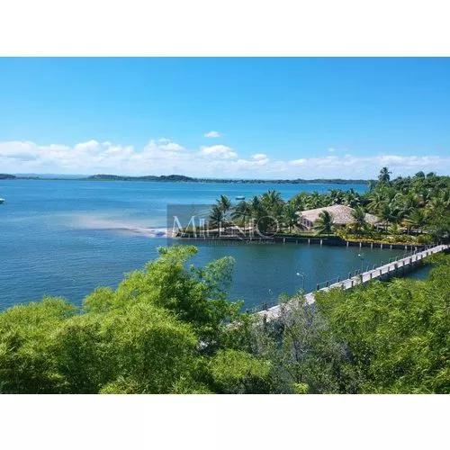 Ilha Do Sossego, Maraú