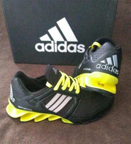 Tênis Adidas Springblade E force Tam 38 (original novo sem