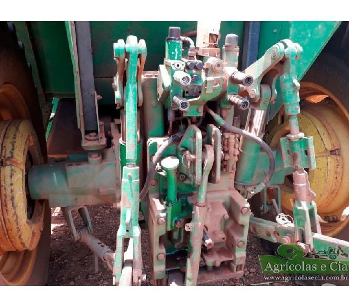Trator John Deere 6300 4x4 (Todo Original!)