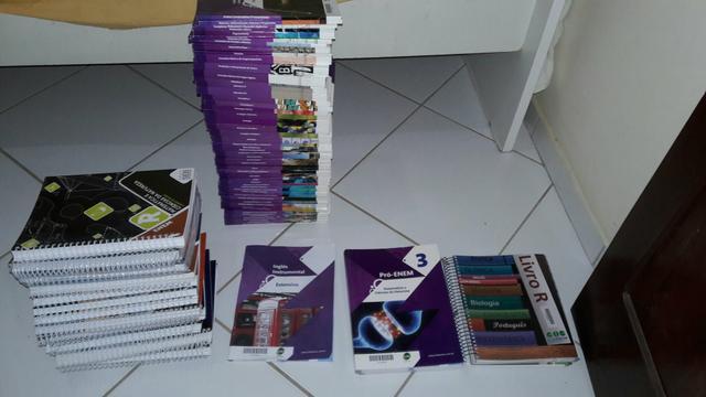 Coleção completa de Livros Coc