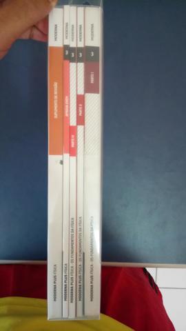 Conjunto de Livros Moderna Plus Volume 3