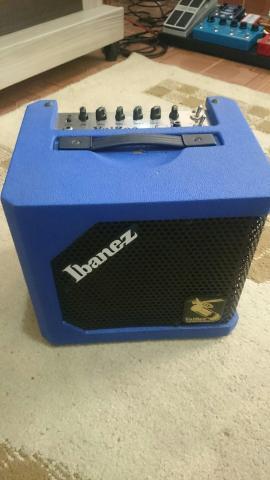 Amplificador ibanez Valbee 5w valvulado troco