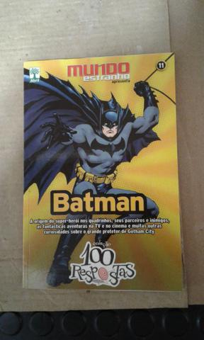Batman - Mundo Estranho - 100 Respostas