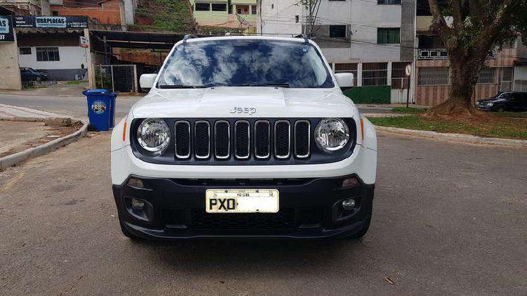 Jeep Renegade Lim. Edit. 1.8 4x2 Flex 16v Aut