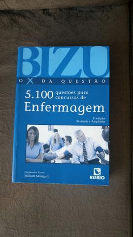 Livro Bizu - O X da Questão -  Questões para