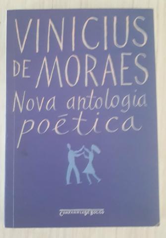 Nova antologia poética de Vinicius de Moraes