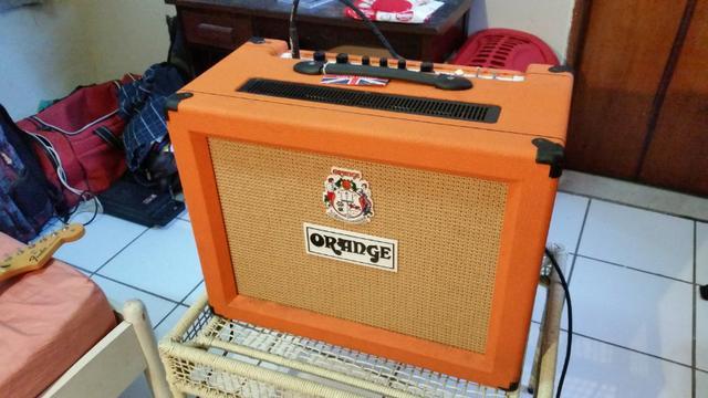Orange Rocker 30 Combo - Britânico - Amplificador de