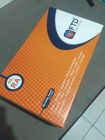 Revisão anual da 3°série do ensino medio FTD