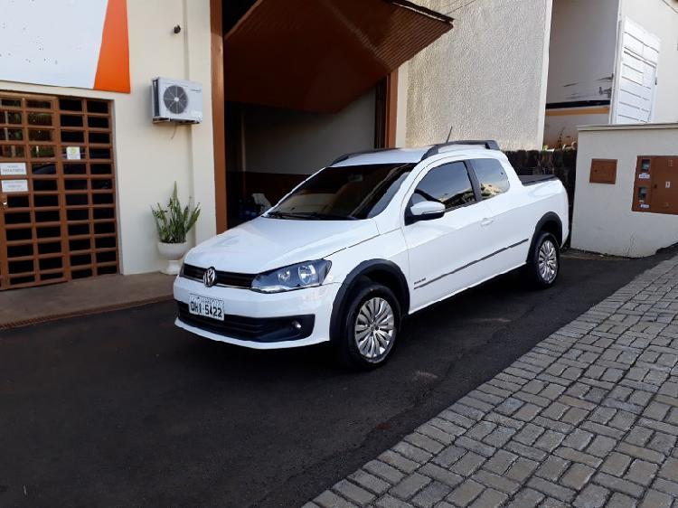 VW Saveiro CD HIGHLINE Cabine Dupla