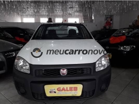 FIAT STRADA WORKING 1.4 MPI FIRE FLEX 8V CS 2016/2016