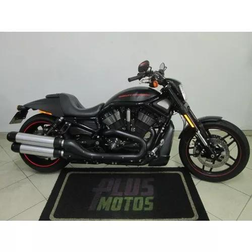 Harley Davidson V-rod Night Rod 2015, 2000km Unico Dono