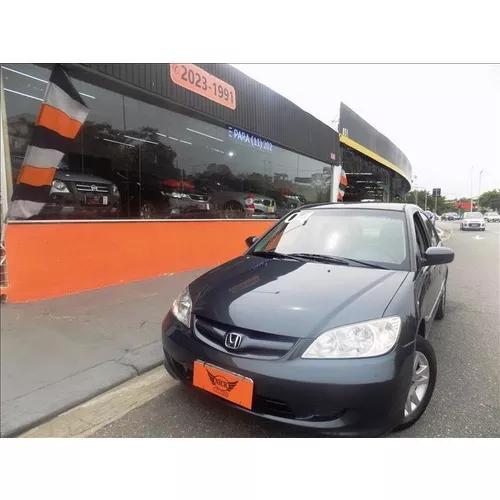Honda Civic 1.5 Lx 16v Gasolina 4p Automático