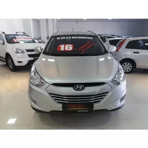 Hyundai IX35 2.0 MPFI GLS 16V FLEX 4P AUTOMÁTICO