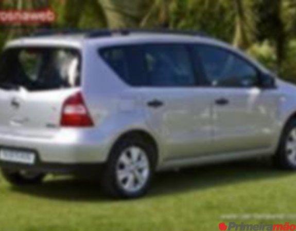Nissan Livina,  Night and day, unico dono