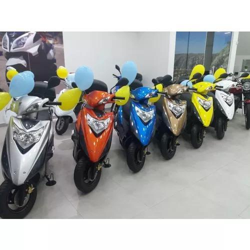 Promoção - Suzuki Scooter Lindy 125cc 0km 2018/2019