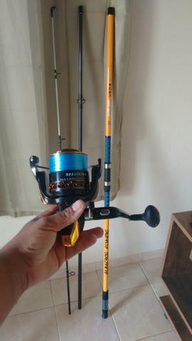 Vendo vara de pesca