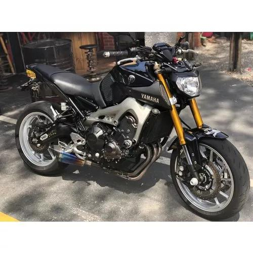 Yamaha Mt-09 Baixa Km ***troca Por Moto De Pista