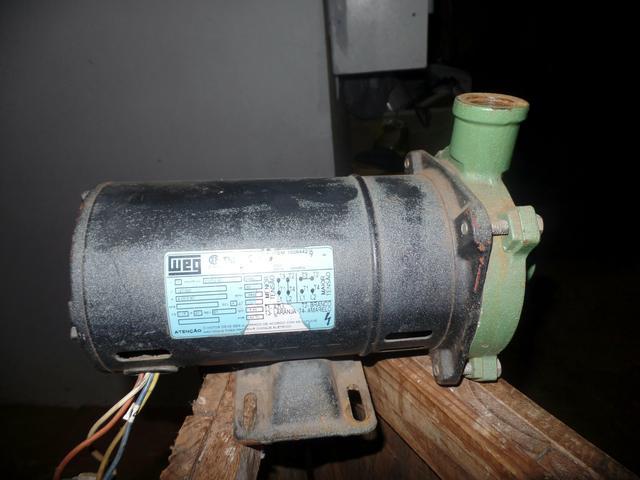 Bomba de água Shineider 1/5 cv
