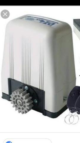 Motor de portão Rossi