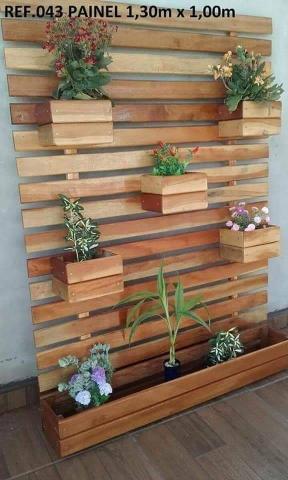 Painel para plantas