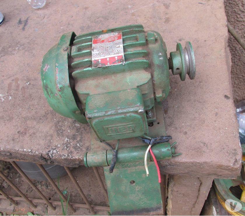 motor elétrico weg para compressor de ar hz 60 rpm  tri
