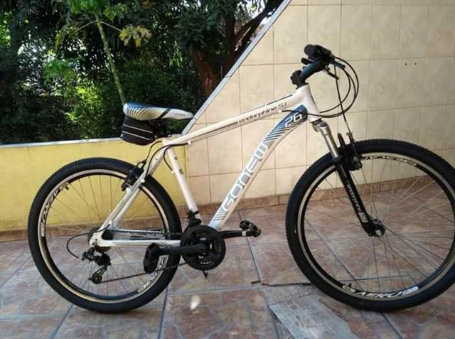 Bike aro 26 troco por bike