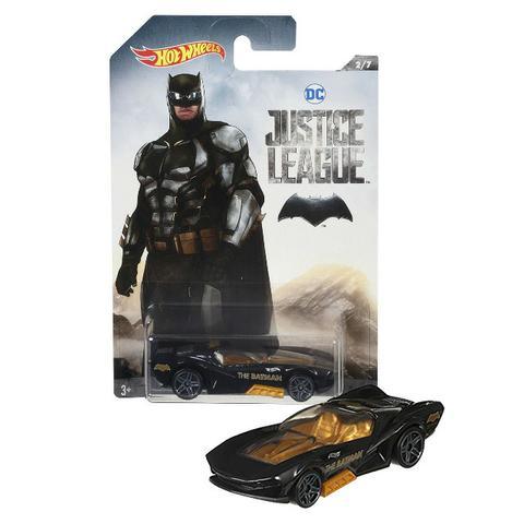 """""""Hot Wheels DC Justice League Batman+Superman +Aquamen"""