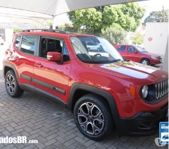Jeep Renegade super completo
