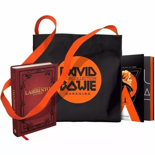 Livro Kit David Bowie Collection + Ecobag Labirinto O Hom