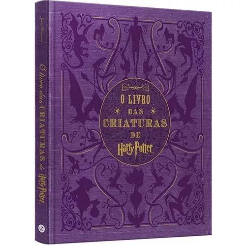Livro - O Livro Das Criaturas De Harry Potter - Capa Dura #