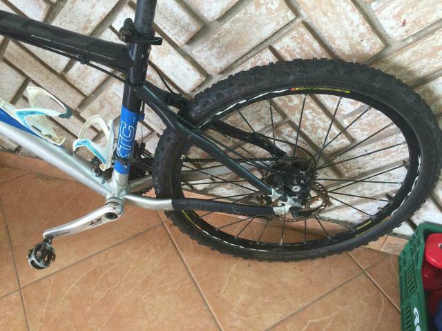 MTB Bike Giant