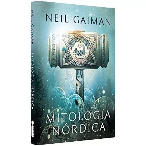 Mitologia Nórdica - Edição De Luxo Neil Gaiman