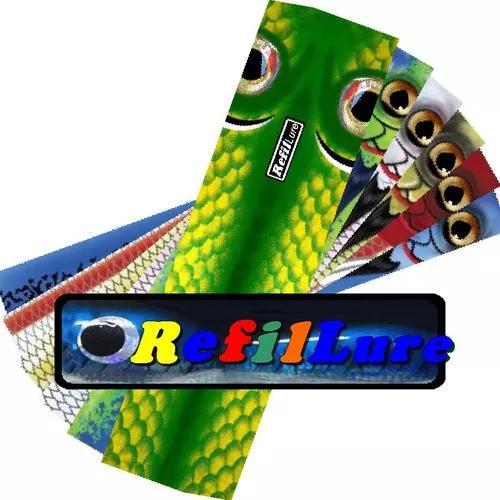 Refillure, Kit Cor Isca Artificial 6 Pç.