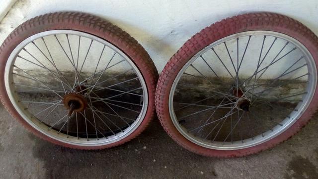 Rodas de alumínio