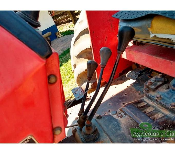 Trator Massey Ferguson 283 4x4 Advance (Motor Novo!)