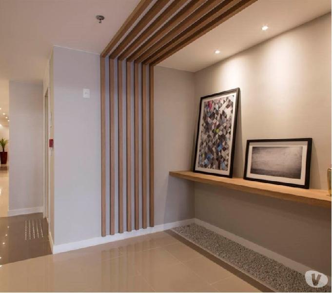 apartamento pronto para morar 3 qts 64 m2