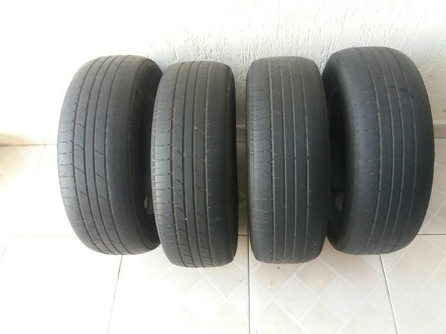 4 Pneus Bridgestone