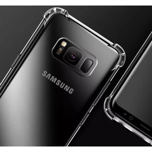 Capa Samsung Galaxy S7 Anti Impacto Transparente