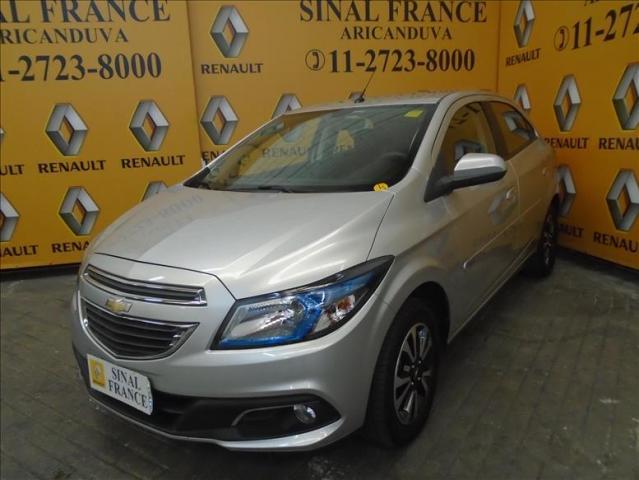 Chevrolet Onix 1.4 Mpfi Ltz 8v -