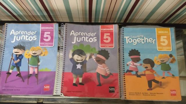 Didáticos do 3º e 5º ano - Aprender Juntos, Juntos Nessa,