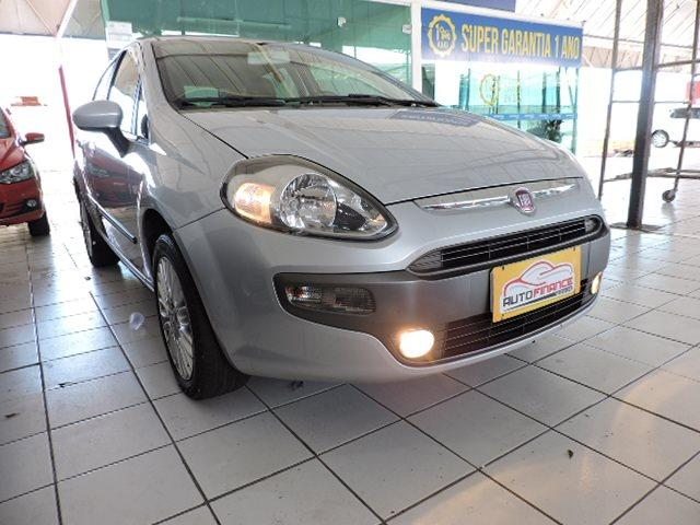 FIAT PUNTO  ESSENCE 16V FLEX 4P MANUAL -