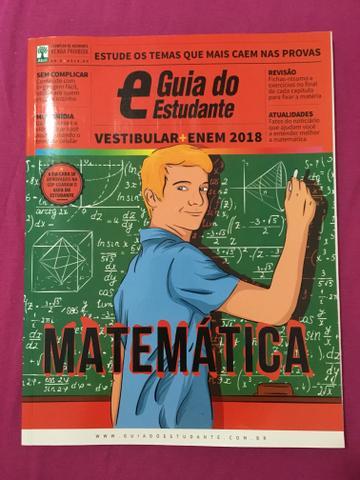 Guia do estudante - matemática