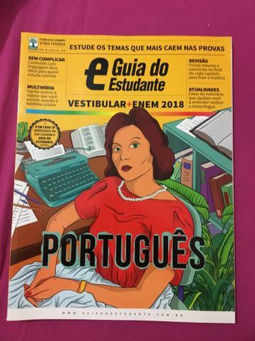 Guia do estudante - português