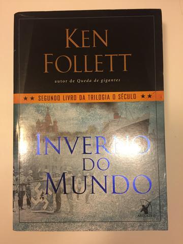 Livro - Inverno do mundo (Ken Follett)
