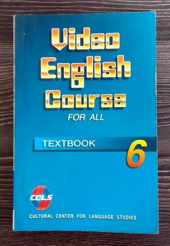 Livro: Video English Course For All Text Book 6 E 7 - Ccls